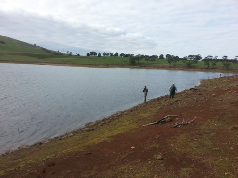Fishing Newlands